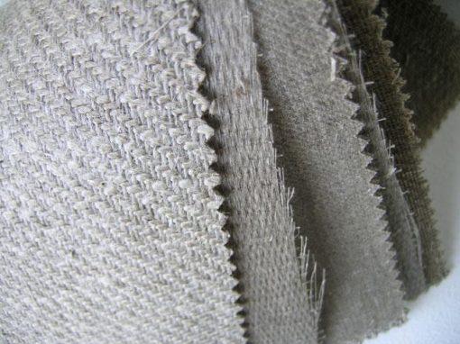 Tessuti in lino per compositi