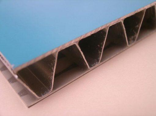Pannello strutturale sandwich in alluminio