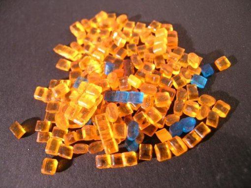 Tecnologia di colorazione materie plastiche