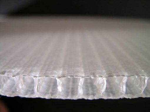 Tessuto tridimensionale in fibra di vetro