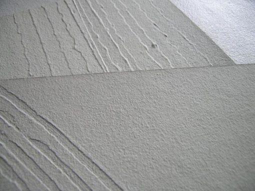 Impiallacciato ad effetto cemento