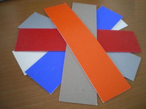 Tessuto in fibra di vetro rivestito con silicone