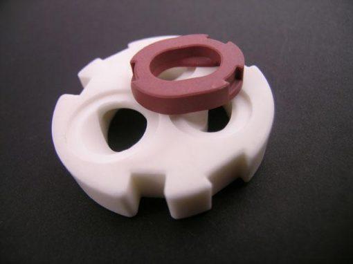 Ceramica in carburo di silicio