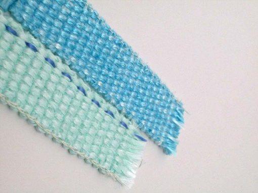Nastri, manicotti e corde realizzati in fibra di vetro