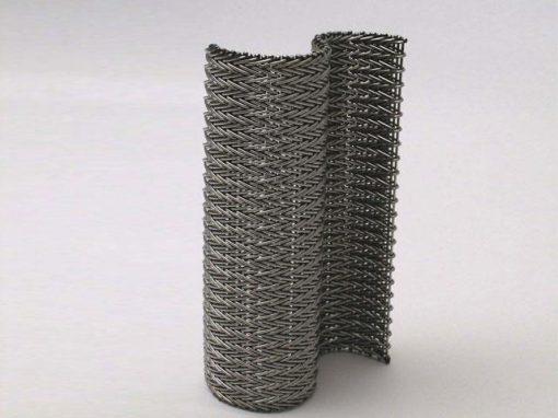 Reti metalliche in acciaio inossidabile