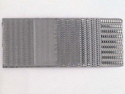 Multistrato di reti metalliche