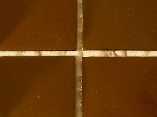 Mosaico in acciaio inox