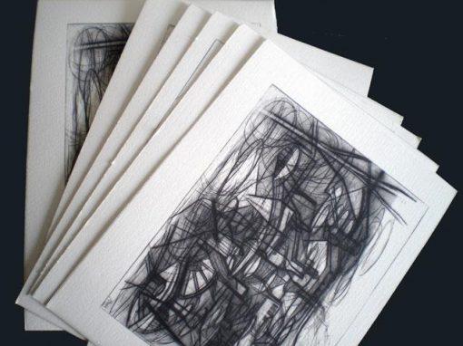 Carta con fibre naturali