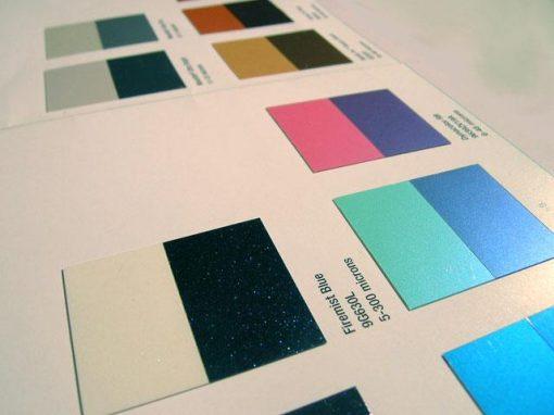 Pigmenti per materie plastiche