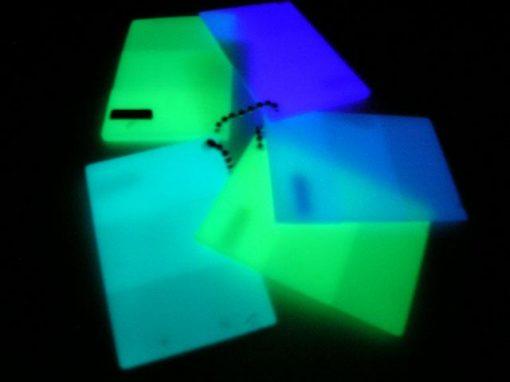 Pigmenti fotoluminescenti