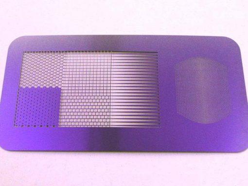 Processo fotochimico di incisione