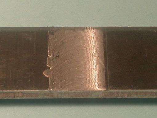 Processo di saldatura per componenti metallici