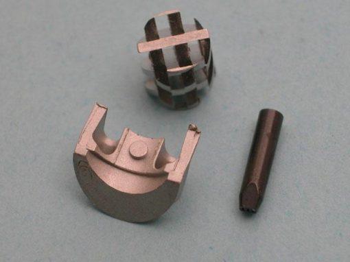 Tecnologia di stampaggio per iniezione di metalli