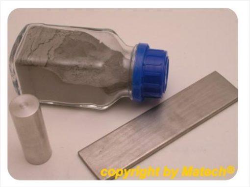 Leghe metalliche nanostrutturate