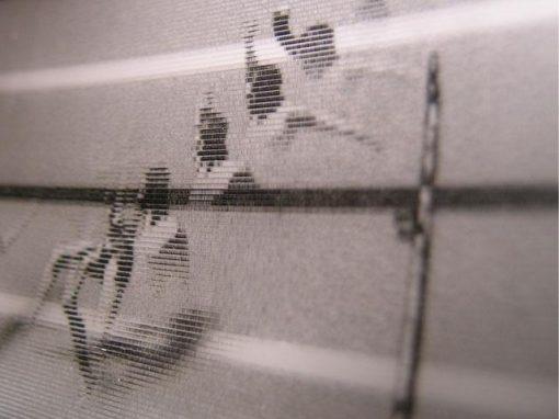 Tecnologia di stampa su film plastici per effetti 3D e movimento