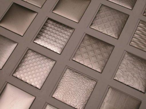 Trattamento superficiale anti-impronta e antipolvere per acciaio